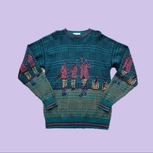 Triscots St. Raphael Sweater
